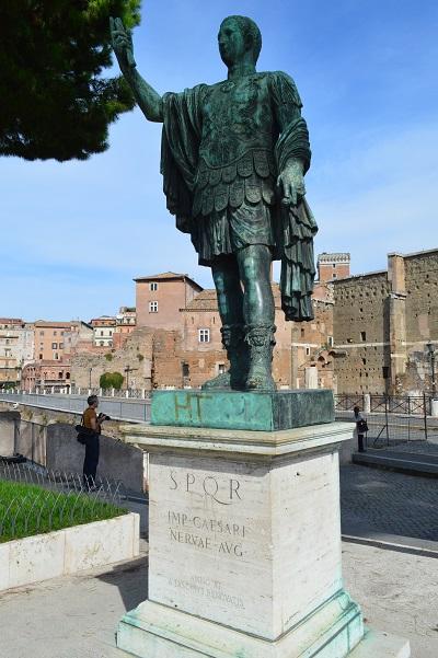 Nerva Statue