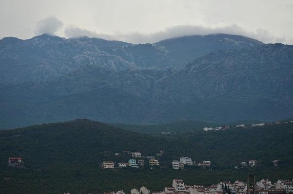Liburnia-Mountains