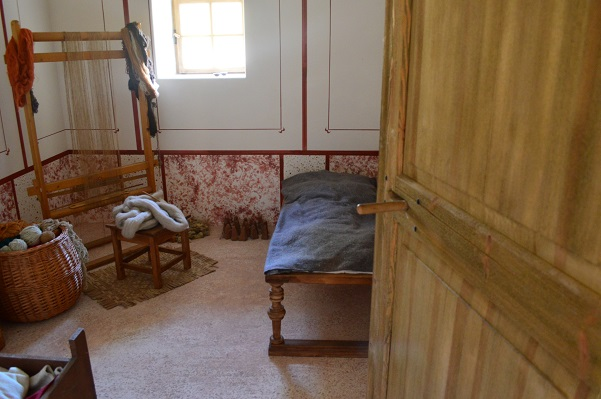 Painters-House-Bedroom-2-Aquincum-Budapest