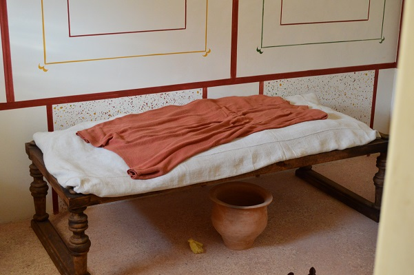 Painters-House-Bedroom-Aquincum-Budapest