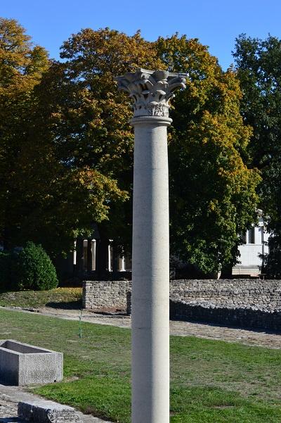 Surviving-Column-Aquincum-Budapest