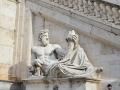 Statue at Palace De Conservatori