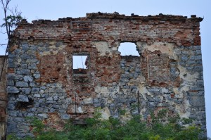 Bombed Out Building-Karlovace