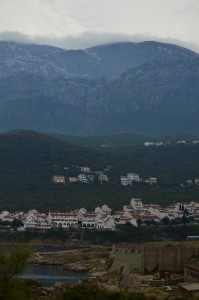 Mountains of Dalmatia